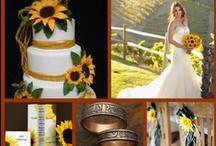 Sunflower Theme / by Seattle Weddings