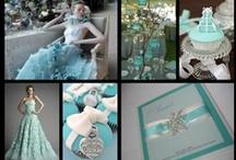 Tiffany Theme / by Seattle Weddings