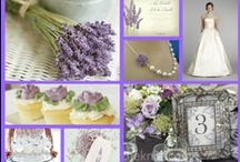 Lavender Theme / by Seattle Weddings