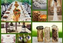 Vineyard Theme / by Seattle Weddings