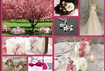 Cherry Blossom Theme / by Seattle Weddings