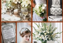 Downton Abbey Theme / by Seattle Weddings
