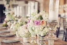 Vintage Chic Weddings / Some of our fave vintage chic wedding inspiration!