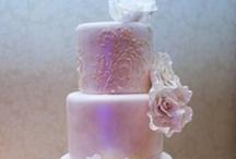 Simple White Cakes