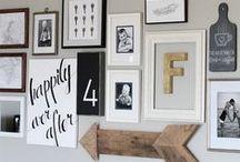 home decor & ideas / by Allie Gravel