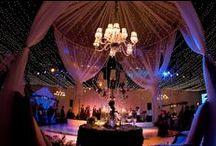 Details: Tablescapes & Reception Decor