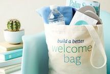 Details: Favors & Welcome Bags