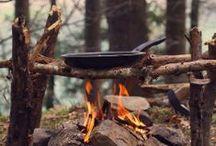 Campfire Cooking / by Vanessa Kurowski