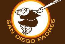 San Diego Padres Brown / BRING BACK THE BROWN NOW!!! / by Steve Garufi