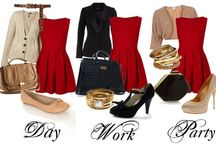 Fashion page (stitch fix ideas) / This is about putting it all together!