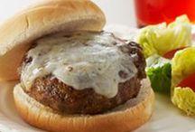 Cheeseburgers / by Steve Garufi