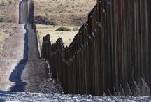 USA / Mexico Border Fence / by Steve Garufi