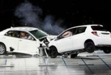 Auto Crash Tests / by Steve Garufi