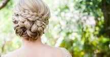 Cute Wedding Hair / Our fave wedding hair inspiration!
