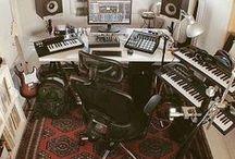 / home studios \ / studio goals.