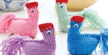 Easter Knitting Patterns / The best board for free Easter knitting patterns with; bunny knitting pattern free, free Easter knitting patterns for creme eggs, knitting pattern for Easter chick which hold a cream egg, free egg cosy knitting patterns, hen knitting pattern free and knit patterns for baskets, eggs and more!