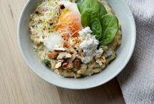 Porridges salés