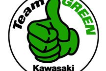 50 shades of green - Kawasaki