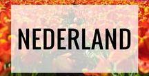 Nederland / Reisinspiratie en reistips voor Nederland, Maastricht, Valkenburg, Amsterdam...