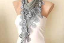 fashion love: scarves / by Starr Nordgren