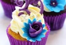 Cupcakes :) / by Shandra Lucier
