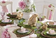 It's Easter Time / by Karen Hartoin