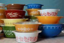 Vintage...Emphasis on Pyrex / by Joan Apthorp