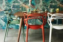 Arty Home Ideas / by Amy Montgomery