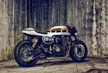 Motorcycles / by Jeff Siepman
