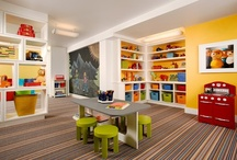 Great Kids Rooms / Looking for some inspiration for a baby or child's room?  Here are some great ideas and design tips for your kids play room, bedroom or living space