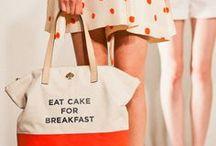 self proclaimed bag lady.
