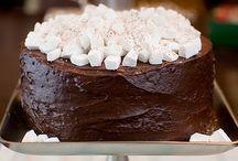 Dessert / Dessert is my favorite meal / by Erin Mayfield