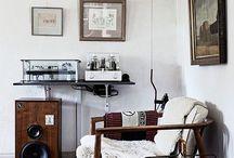 | l I v I n g s p a c e | / Home Decorating +  Livingroom  / by Michelle & Brandon Horn