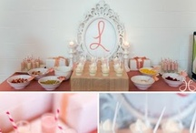 Bridal Shower Ideas / A beautiful bridal shower requires time and creativity.  Find ideas for drinks, hors d'oeuvres, decoration, gifts and flowers for the perfect bridal shower! http://www.bridesign.com/Wholesale-Flowers / by Bridesign Wedding Flowers