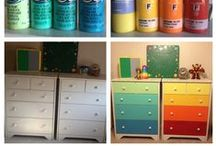 Toy room  / by Allison Vail Nelson