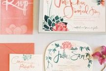 Stationary & Pretty Paper / Stationary inspiration