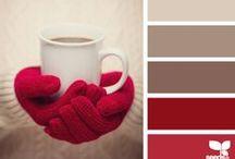 LOVE Colour Palettes / Beautiful colour combinations