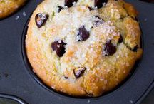 Food: Brunch & Breads / food, brunch, breakfast, bread, rolls, muffins, pastry, pastries, muffin