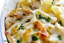 Food: Pasta, Rice & Grains / pasta, Italian, noodles, rice, grains