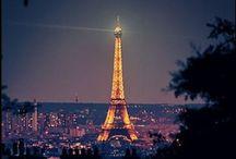 Un Voyage à Paris / by Jennet McNinch