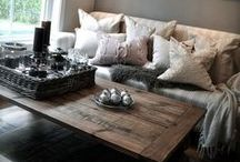 For the Home- Living Room / Living room ideas, living room decor, living room design, living room furniture