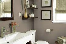 For the Home- Bathroom / bathroom ideas, bathroom decor, bathroom design