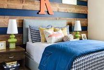 For the Home- Boys Room / Teen boys room ideas, decor, and design