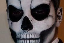 Halloween Costumes & Makeup / by Rhonda Lethermon