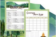 Camping / Camping, Glamping, Camping tips, Camping ideas, Camping food, Camping organization