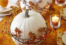 Holiday Decorating - Fall