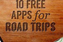 Road Trips / Road trips, travel, USA, tips, tricks, hacks, budget, scenic, attractions