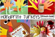 Holiday- Thanksgiving / Thanksgiving Decor, Activities, Crafts and Food