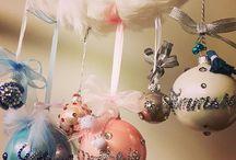 My Christmas artworks
