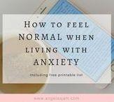 Anxiety / Anxiety